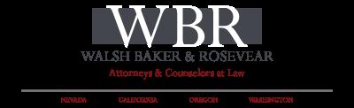 Walsh, Baker & Rosevear